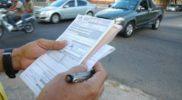 Consultas sobre multas