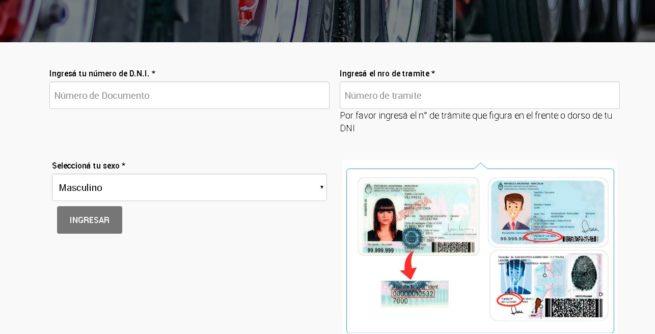 Inprimir tu Licencia Nacional de Transporte Interjurisdiccional