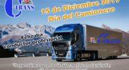 15 de Diciembre 2019 día del Camionero