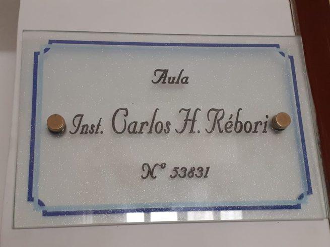 En Memoria de Carlos H. Rébori